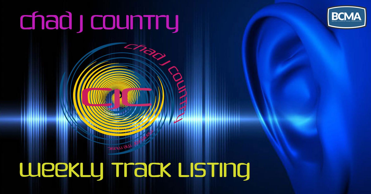 Chad J Country Track-listing